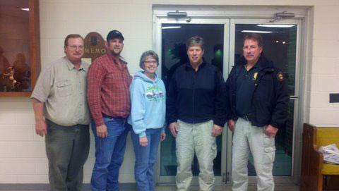Cattlemen Hear About Ag Crime Unit