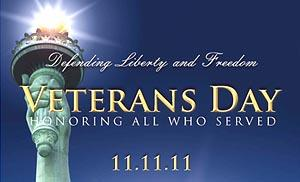 11.11.11: County Plans Salute To Veterans