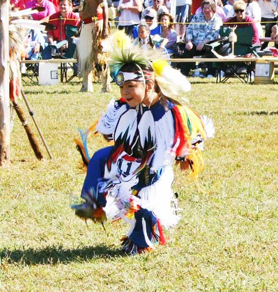 28th Annual NAIA Pow Wow Slated Oct. 16-18