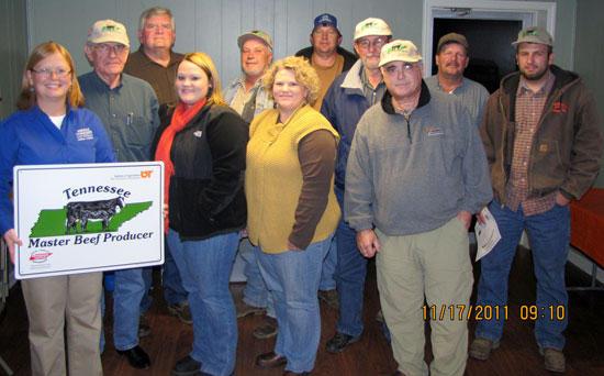 Extension Office Enrolling For Master Beef Producer Program