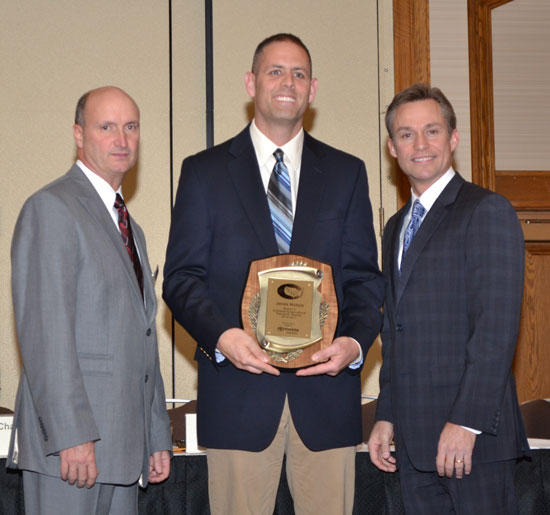 CCHS Agriculture Teacher Selected for Educator Award