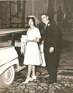 Auburntown Couple Celebrate 50th Anniversary