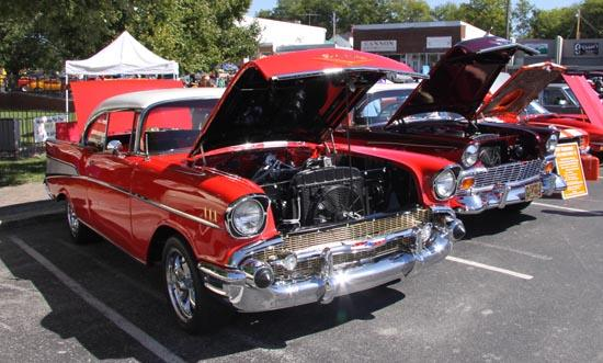 Annual Color Of Fall Car Show Rolls Into Woodbury