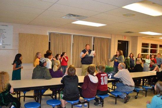 2011 County 4-H Public Speaking Contest