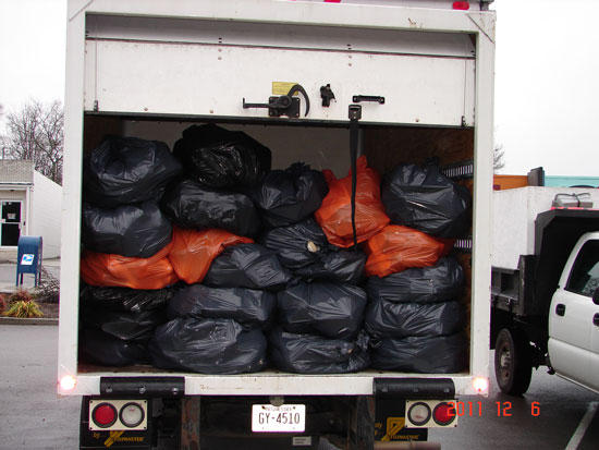 Cannon Countians Donate Over 700 Soles4Souls