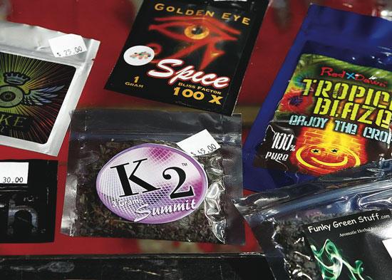 Legislators Declare War On Synthetic Drugs