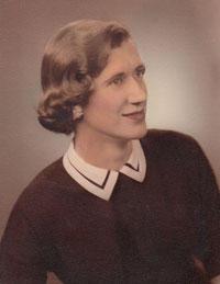 Elizabeth Francis Marshall