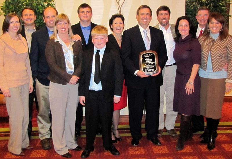 Adams Named Top Cow Calf Producer