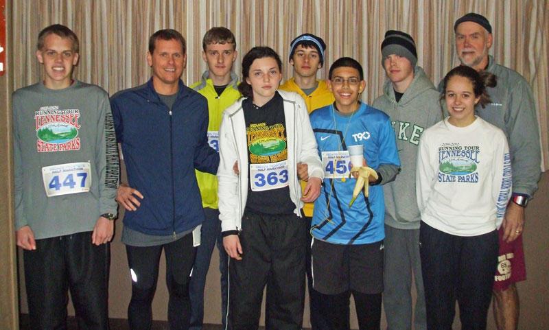 Frostbite Half Marathon Lives Up To Its Name