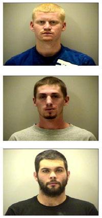 Auburntown Man Charged In Wilson Co. Murder