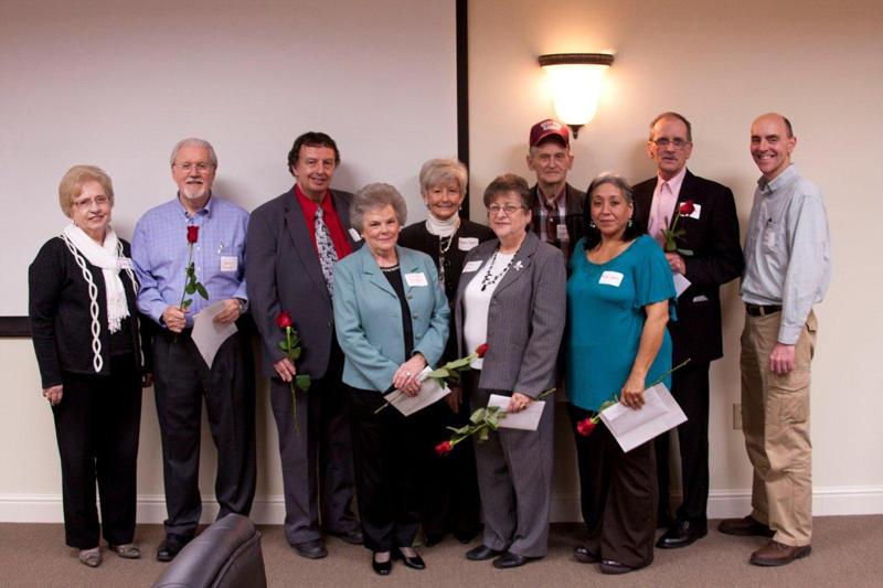 UCHRA Honors Retiring Employees