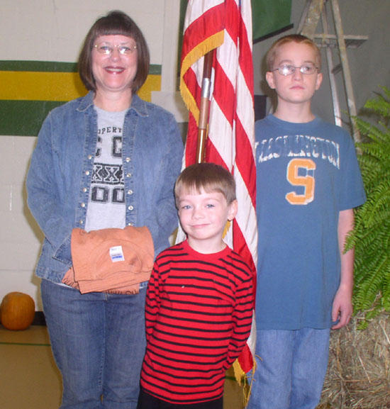 Short Mountain School Awards Good Behavior