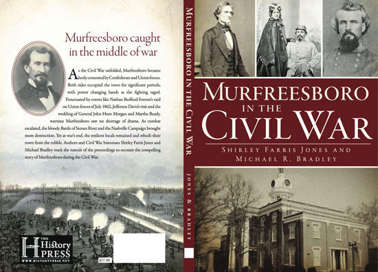 Author Expounds On New Civil War Book