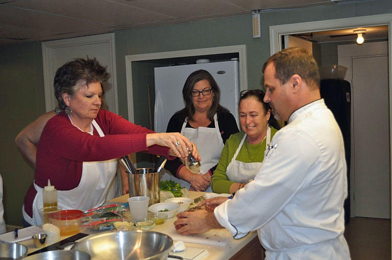 Enjoy Your Kitchen: Beginners Cooking Class