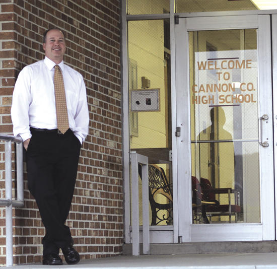 CCHS Principal Knox: The Mission Continues