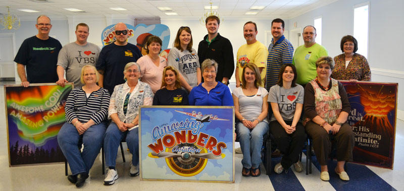 VBS Leadership Clinic Scheduled For April 21