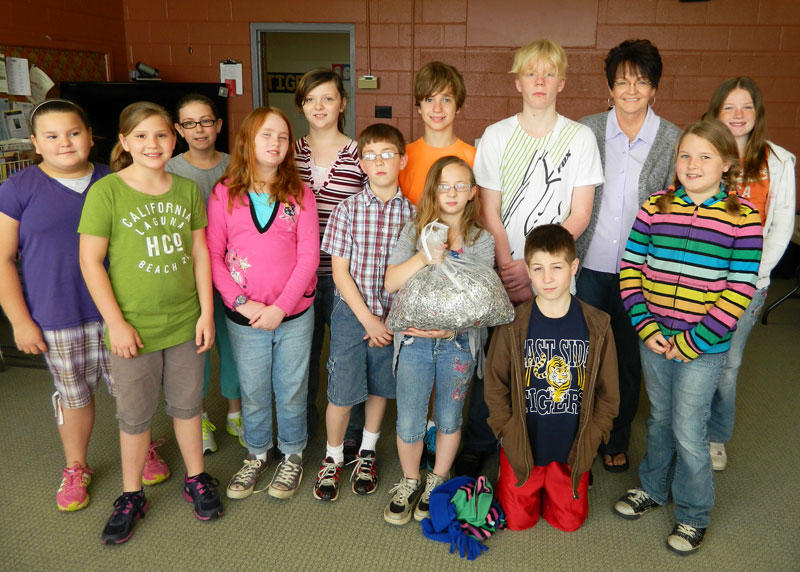 ESS 5th Grade 'Makes A Difference'