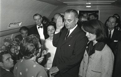 VINSON: Media Casts Shadow On JFK Killing, LBJ's Role
