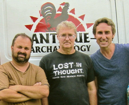 'American Pickers' Pick On Alexandria Picker