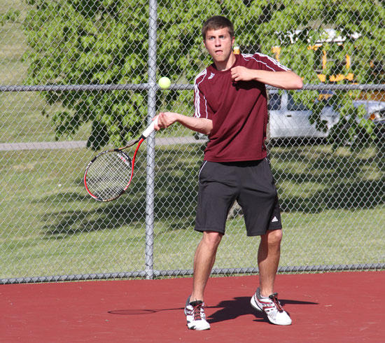 CCHS Tennis Remains In Contention
