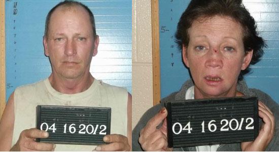 Acquaintances Arrested For Domestic Violence