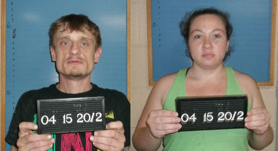 Couple Charged Following Domestic Violence Incident