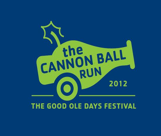 1st Annual Cannon Ball Run/Walk May 19