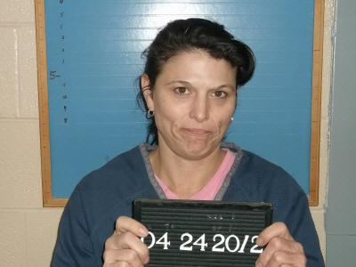 Woman On Probation Facing New Meth Charges