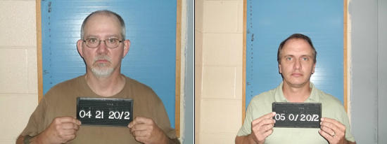 Two Men Facing Sexual Battery Charges