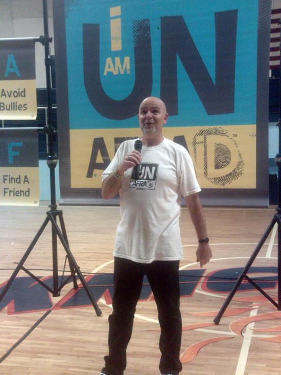 Anti-Bullying Presentation At Auburn, West Side