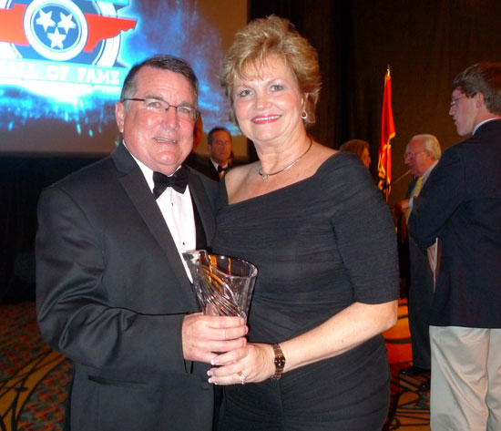 Insell Inducted Into Tennessee Sports Hall of Fame
