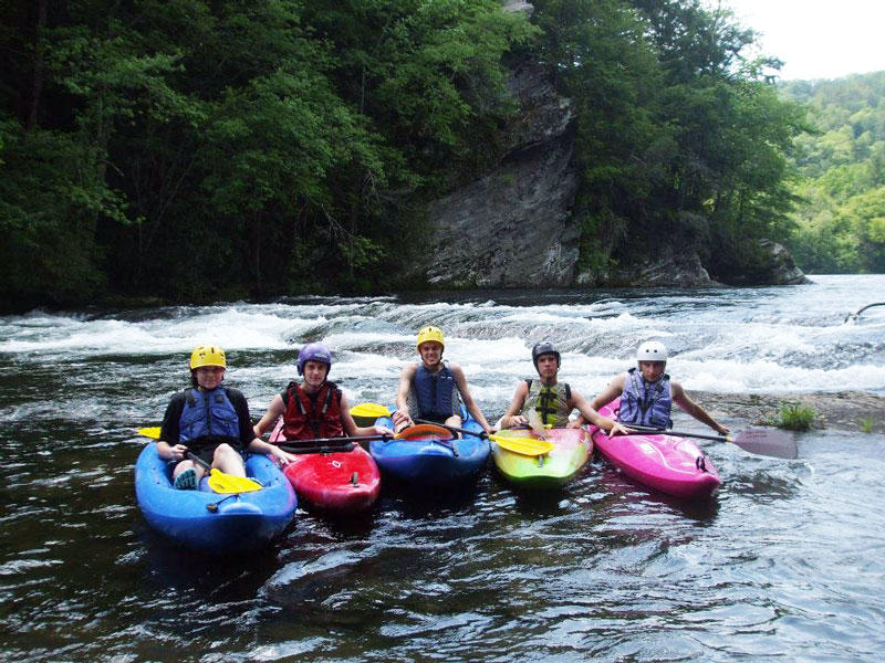 CCHS Outdoor Club: From Roll School To River