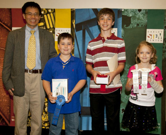 Cannon Students Win At Science & Engineering Fair