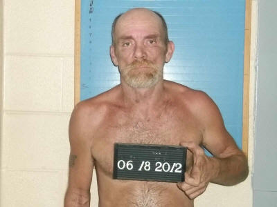 Man Charged With Trespassing – At Jail