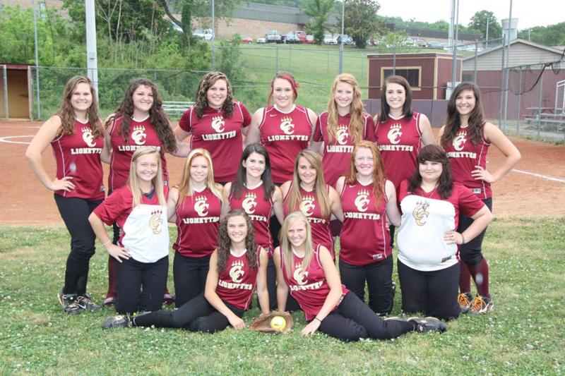 2012 Lionettes Softball Team Enjoys Solid Season