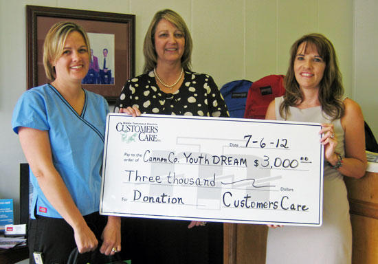 Youth Dream Receives $3,000 Grant