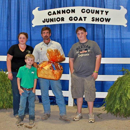 Goat Show Biggest Ever