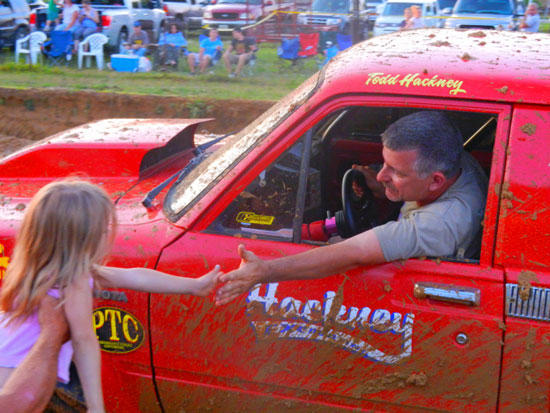 Ivy Bluff Mud Bog: A Saturday Night Delight