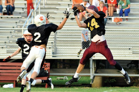 Cannon County Impresses In Scrimmage