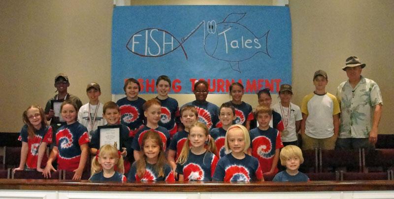 'Fish Tales' Told