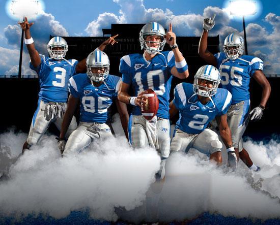 Blue Raiders Hope To Start Fresh Thursday