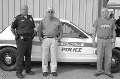 Town of Woodbury donates car to County | Woodbury, Mayor, Board of Alderpersons, Sheriffs Department