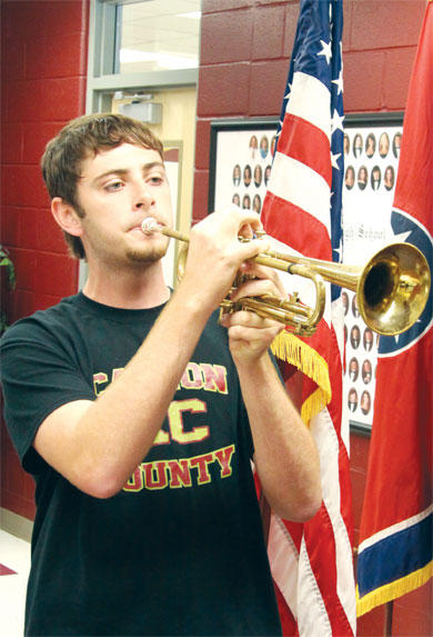 Remembering 9/11 | Cannon County, High School, John Lenzy House, Sept 11