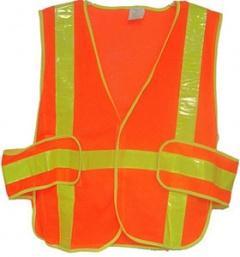 City Requires Reflective Vests For Roadblock Workers