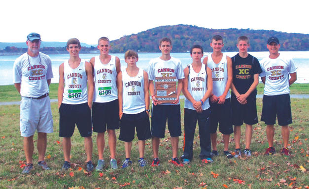 Cross-country team heads to state | Cross-country