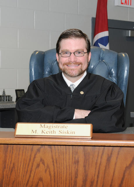 Keith Siskin named judge | Judge, Keith Siskin