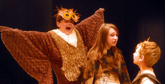 Bambi: A Life In The Woods At Arts Center Nov. 14, 21
