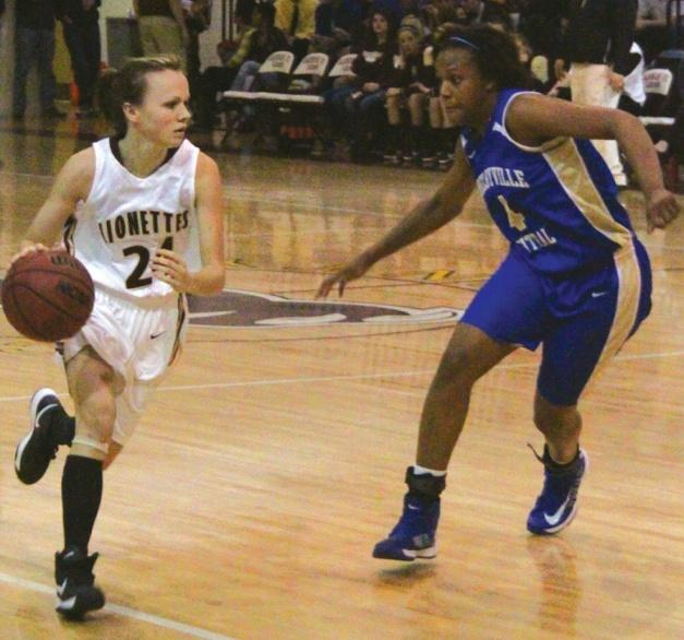 Shelbyville girls don't strike fear in Cannon  | CCHS, Shelbyville