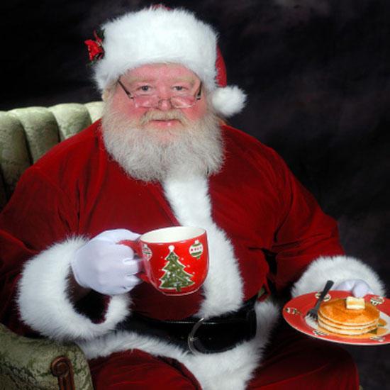 Enjoy Breakfast With Santa At Arts Center Nov. 28, Dec. 5