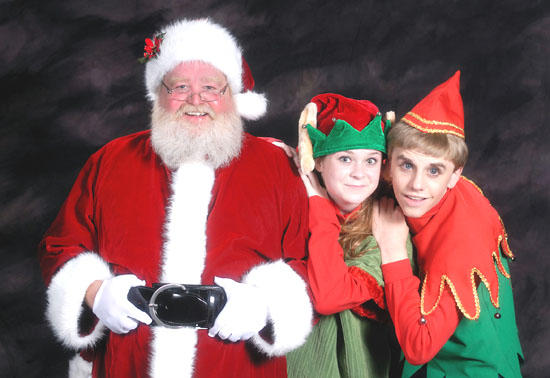 Kids Can Sing-a-Long With Santa Nov. 28, Dec. 5